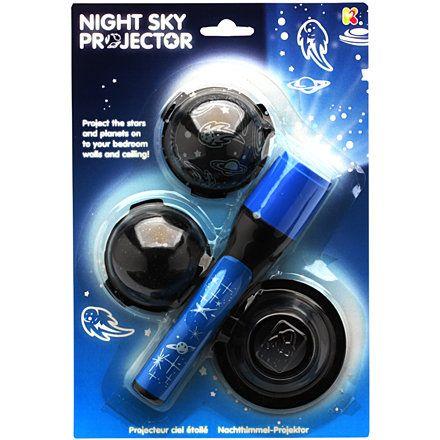 Keycraft Proiector- stele si planete