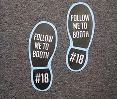 Best  Floor Graphics Ideas On Pinterest Directional Signage - Custom vinyl stickers large   the advantages
