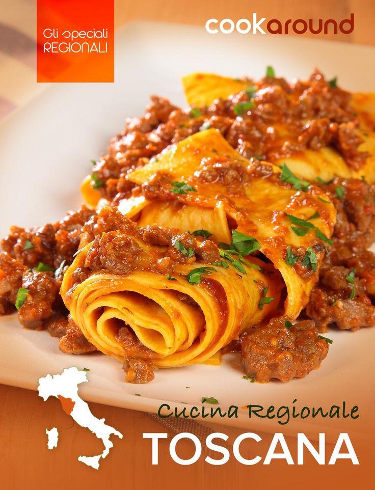 Cookaround: Cucina regionale Toscana La grande cucina regionale di Cookaround