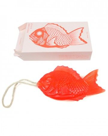 Tomanohada Fish Soap on a Rope: View Marthastewart, Gift Guide, 2012 Fathers, Father'S Day Gifts, Tomanohada Fish, Fathers Day Gift, Fish Soaps, Martha Stewart, Marthastewart 2012