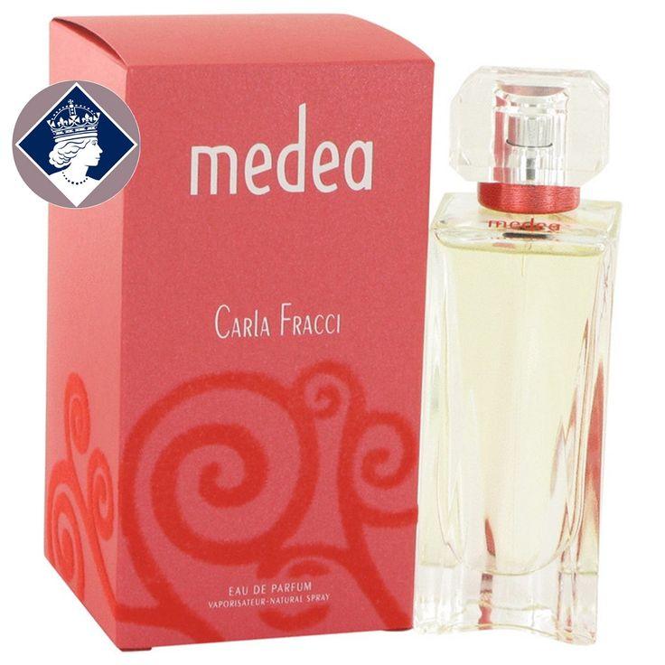 Carla Fracci Medea 50ml/1.7oz Eau De Parfum Spray EDP Perfume Fragrance for  Her