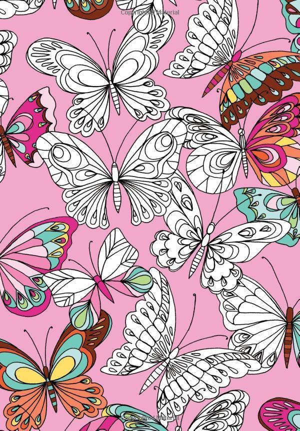Pretty Patterns Colouring Book : Perfect patterns colouring book pretty