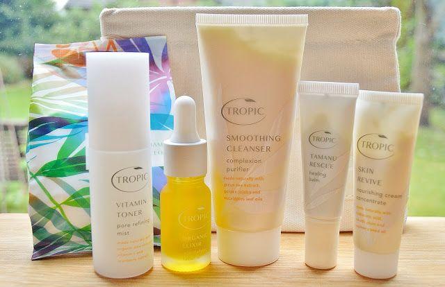Tropic Skincare Travel Essentials Bag