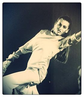 MichelaIsMyName: Throwback Thursday - I used to be a dancer