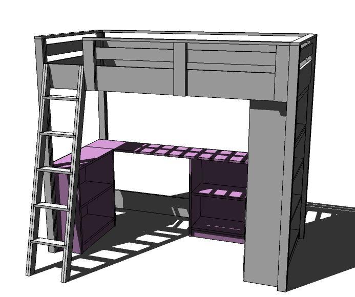 best 25 teen loft beds ideas on pinterest loft beds for teens teen loft bedrooms and dream rooms. Black Bedroom Furniture Sets. Home Design Ideas
