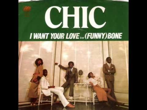 Chic - I Want Your Love (Todd Terje edit) disco night