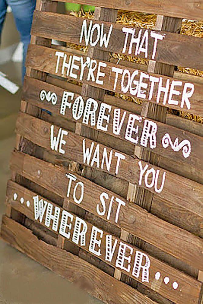 27 Most Popular Rustic Wedding Signs Ideas