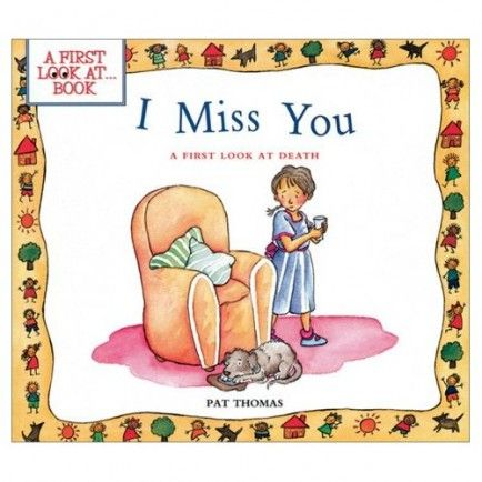 Books Explaining Death and Grief for Children