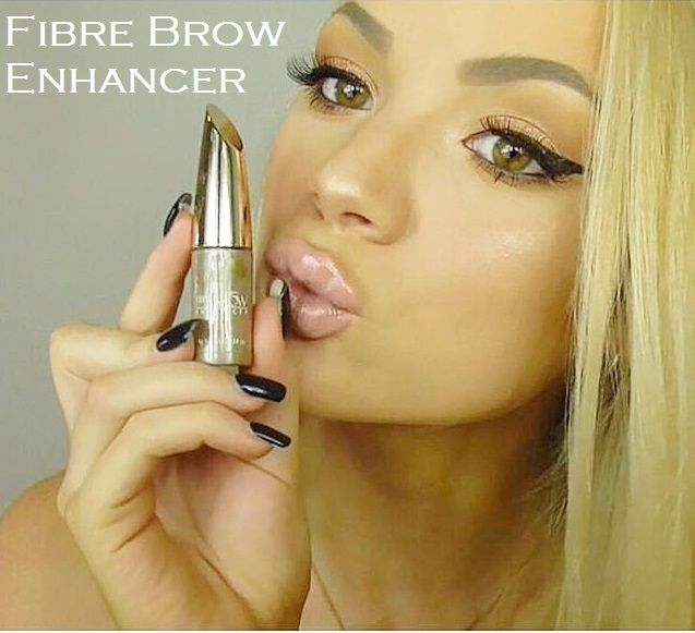 Fibre Brow Enhancer. Acts as an instant brush-on brow extension. Designed to fill, sculpt, thicken and define over-plucked, thinning or fair eyebrows. www.esilkcosmetics.com Tiny fibres work in conjunction with an ultra fine coloured powder to instantly enhance the natural brow and help to achieve desired brow shape. Can be used to create a beautiful brow arch or extend brow length. Takes seconds to apply and can be removed easily with warm water. #Australia #mua #beauty #makeup