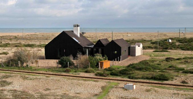 The Shingle House in Kent