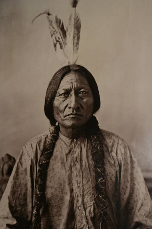 Sitting Bull - one of the most beautiful and fascinating ...