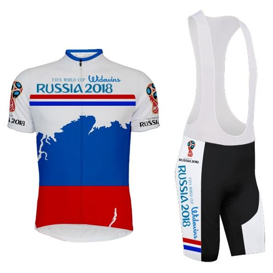 31.50$  Watch here - http://aiz0v.worlditems.win/all/product.php?id=32724686359 - RUSSIA 2018 ropa roupa de completi mtb abbigliamento RUSSIA cycling jersey clothing set camisas maillot ciclismo culottes