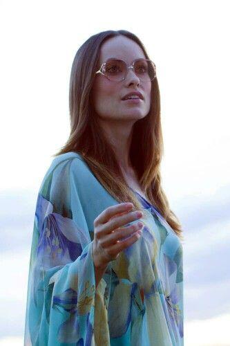 Olivia Wilde - vinyl hbo