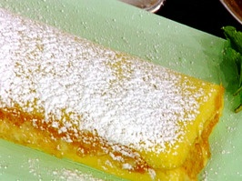 Peaches and Cream Jelly Roll