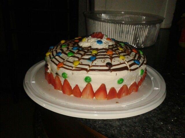 Torta milkyway!