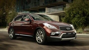 Infiniti has opened the new dealer center in Moscow