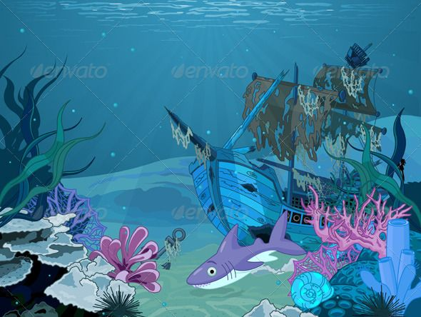 105 best images about mural ideas and research on for Diving and fishing mural