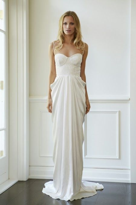 Wedding Dresses: Lisa Gowing Golden Age Demi Couture Collection