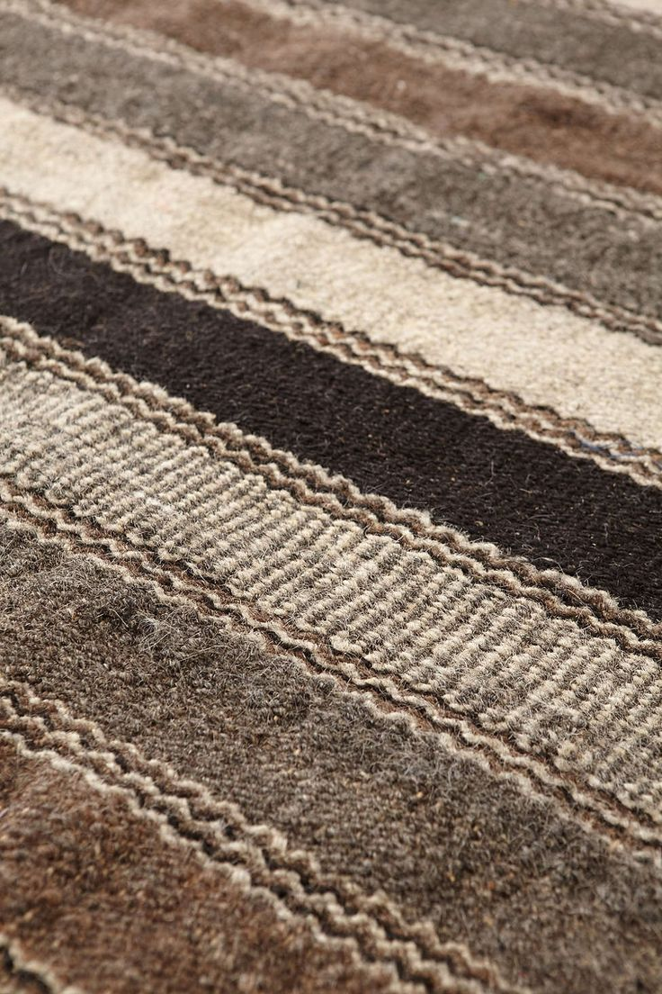 Magical Thinking Silo Natural Wool Woven Rug - Urban Outfitters