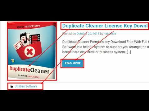 Duplicate Cleaner Pro 4 0 5 Crack INCL Keygen With Serial