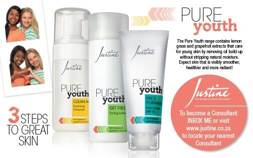 Justine Pure Youth