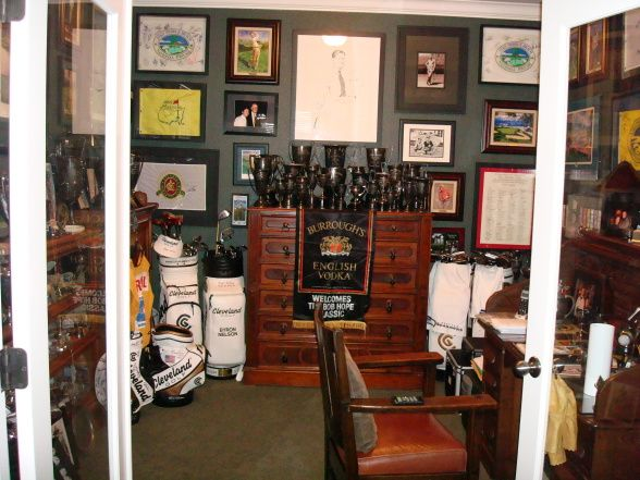 Golf Office - Home Office