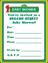 Exceptional Find This Pin And More On Boys Sesame Street Baby Shower By Akbanks426.