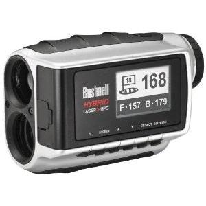 Bushnell Hybrid Pinseeker Laser Rangefinder and GPS Unit Review