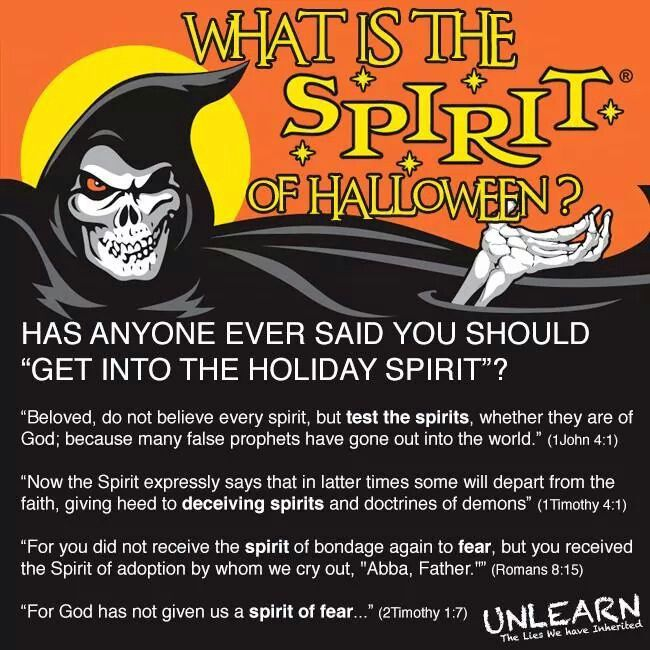 So You Decide What Spirit Youu0027re Following, Thereu0027s No Gray ...