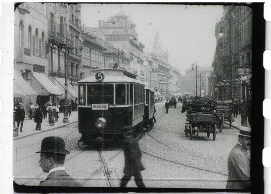 Prague - Old Prague in 1912