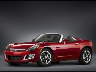 2009 Saturn Sky: Free Wallpapers
