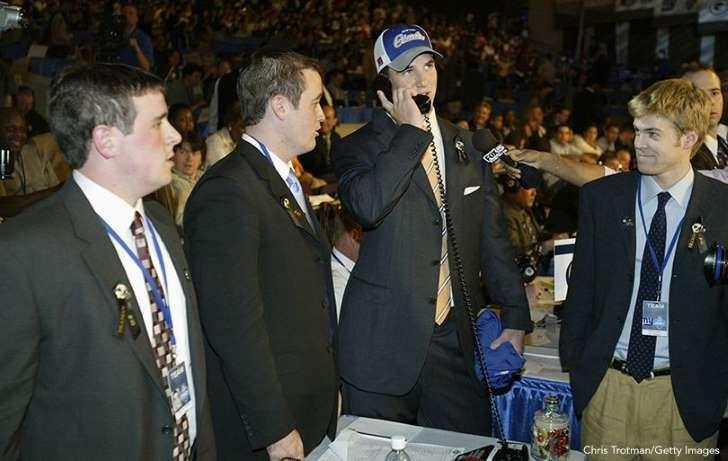 Eli Manning 2004 NFL Draft