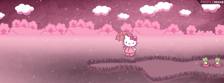 Backgrounds For Facebook Profile | images of cute hello kitty facebook cover preview wallpaper