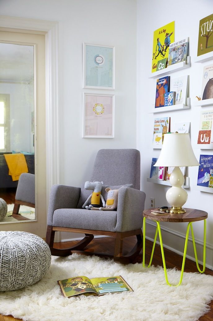 How to Create a Kids Book Nook via Honesttonod.com