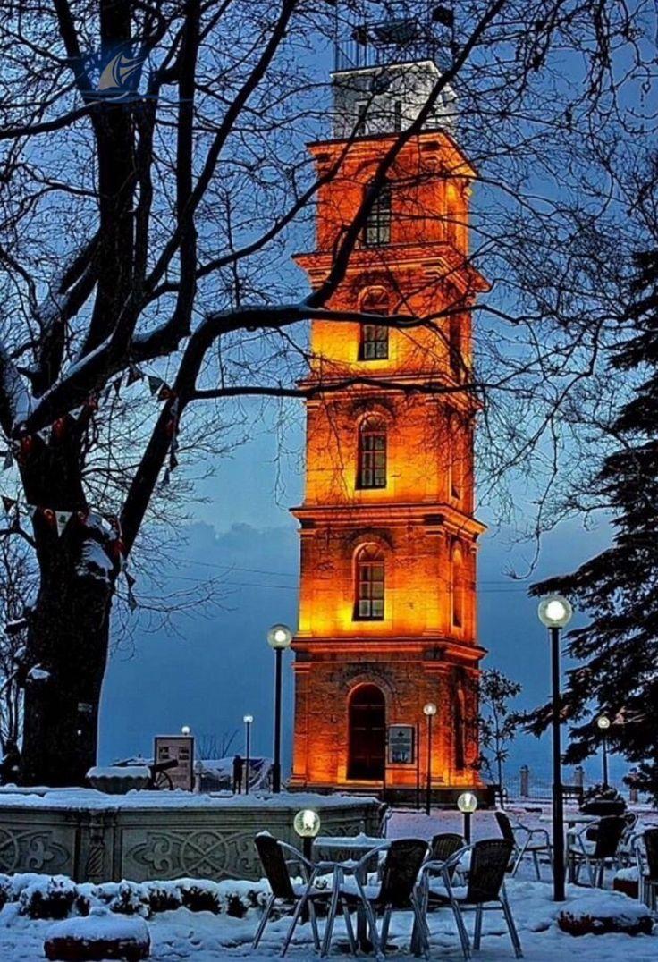 Tophane-Tower-Bursa