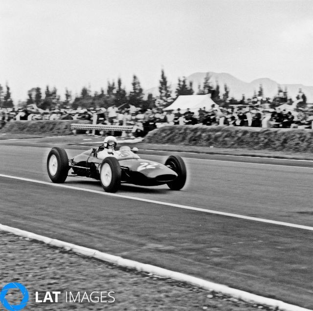 The first F1 México Grand Prix was held in 1963 at the Magdalena Mixhuca circuit