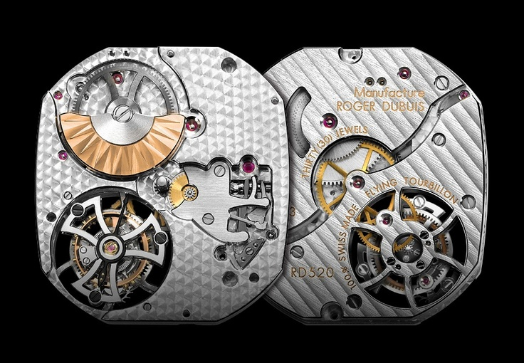 RD520  Automatic Flying Tourbillon