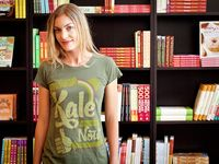 Herbivore Clothing: Great Vegan clothes...and more // http://www.herbivoreclothing.com/