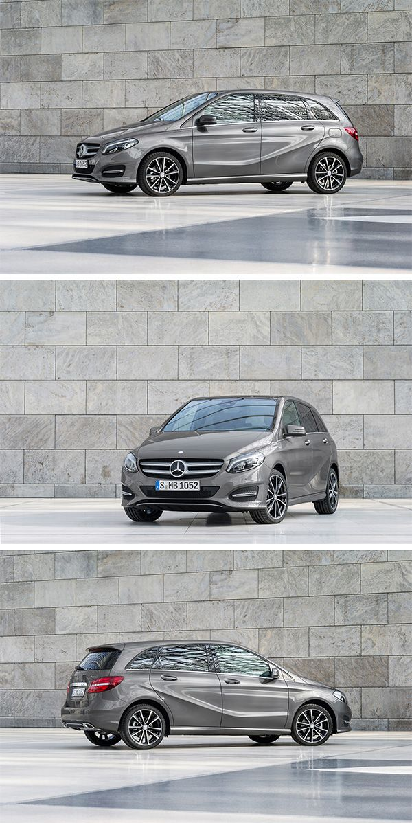 How many compromises are necessary to delight an entire family? The succinct and surprisingly simple answer is: none at all. Maximum scope for individual design without foregoing pragmatic utility features, plus unparalleled functionality, and all this to the highest aesthetic standards: this is the promise of the new-generation B-Class, boasting a fresh new design.