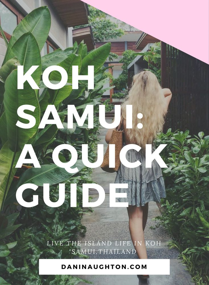 THAILAND ISLAND | KOH SAMUI GUIDE | WHAT TO DO IN KOH SAMUI | THINGS TO DO IN KOH SAMUI | ISLAND LIFE | TRAVEL PHOTOGRAPHY