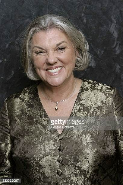 Tyne Daly during The 55th Annual Primetime Emmy Awards Portraits at The Shrine Theater in Los Angeles California United States