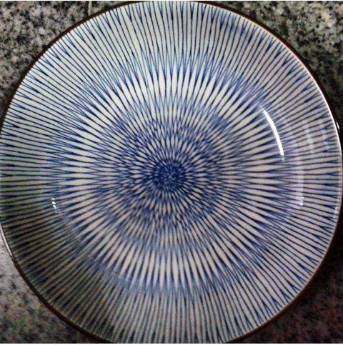 Dish by Tan Living.