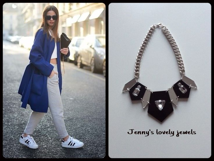 Street style - necklaces