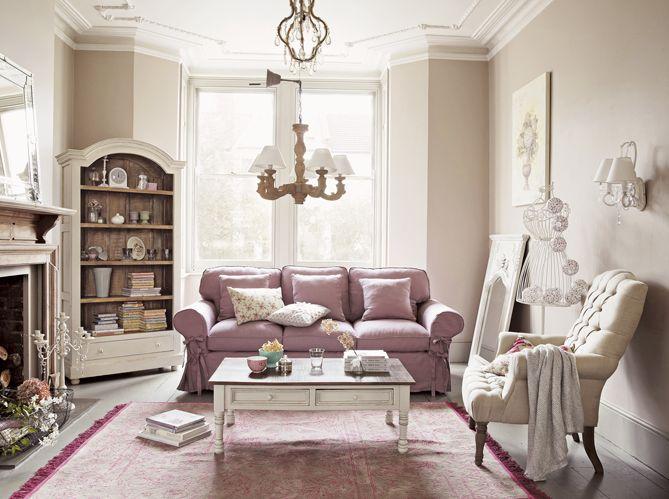 visite d un cottage anglais elle decoration deco interieur shabby chic cottage et cottage style