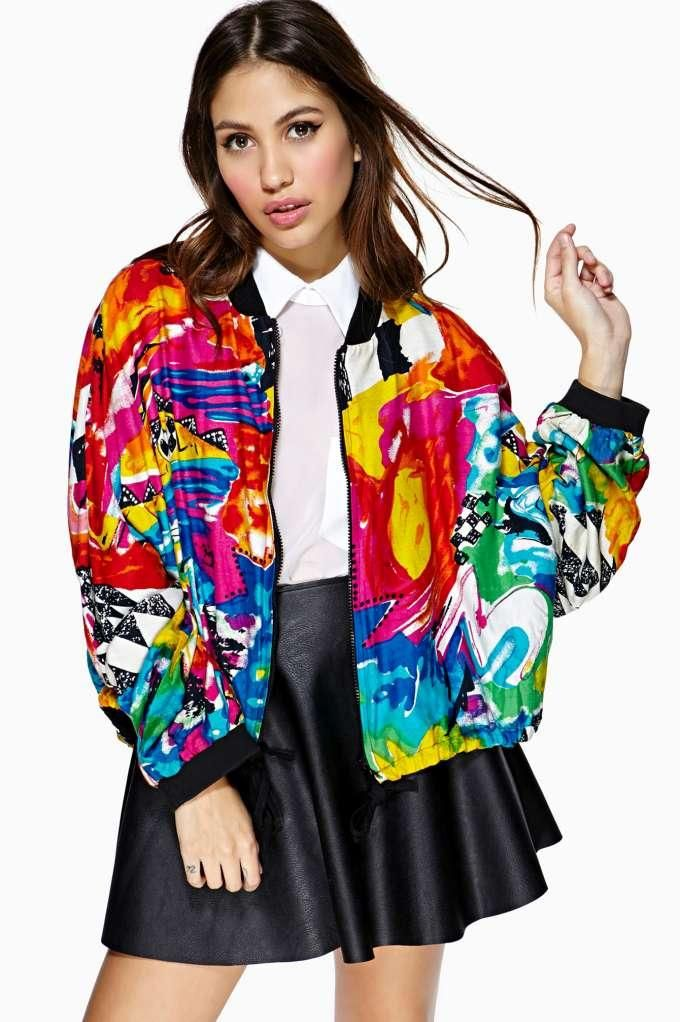56 Best Images About Colorful 90 S Windbreaker Jacket On