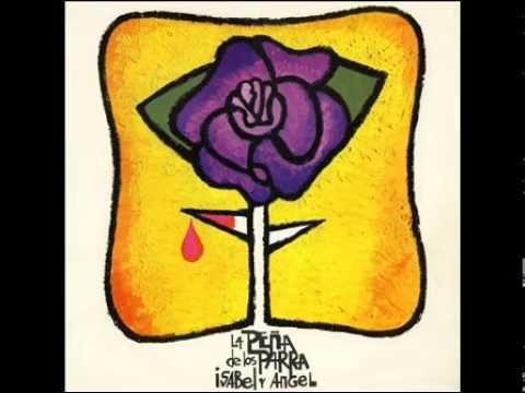 """Isabel & Ángel Parra - """"La Peña De Los Parra, Isabel Y Ángel"""" -1971"""