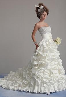 Karelina Sposa Wedding Dresses | Brides.com