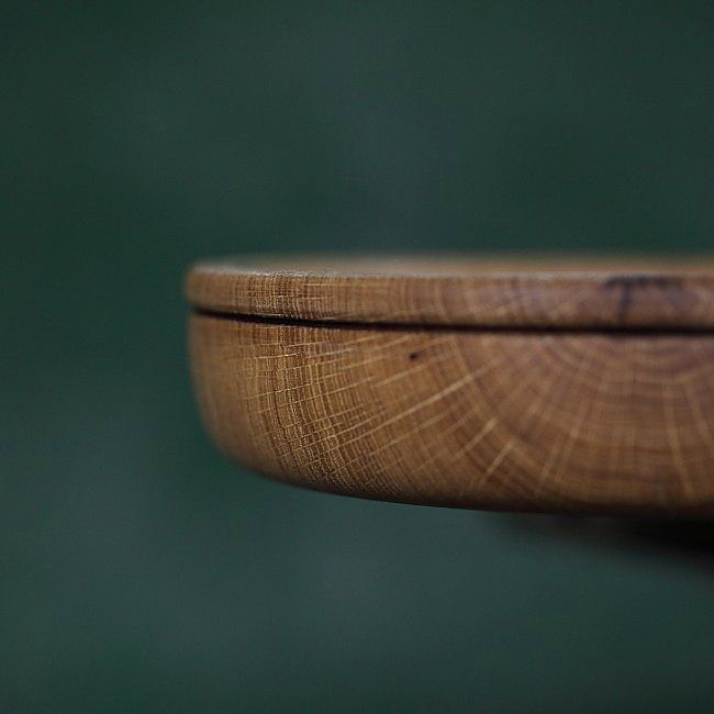 QUWIT XXIV, wooden bowl made by Loved Things | bol din lemn creat de Loved Things
