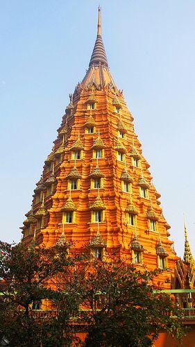 Wat Tham Sua, Tha Muang, Kanchanaburi. Thailand.