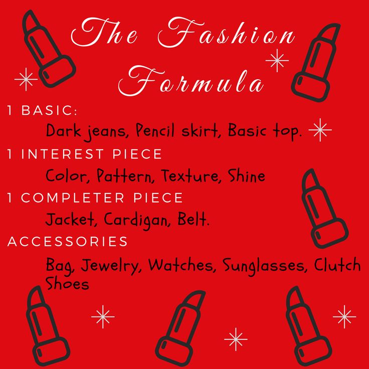 The fashion formula that work for all beauties 👄 S.H.A.R.E. with us your beauty tips👇 & Visit our store to complete your outfits with our luxury accessories💎 👉https://chicandfashionstore.com/?utm_content=buffer2c377&utm_medium=social&utm_source=pinterest.com&utm_campaign=buffer #Fashion #Chic #Luxury #Accessories #Beauties #Outfit #Friends #Girls